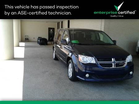 2012 Dodge Grand Caravan 4DR Wagon Crew