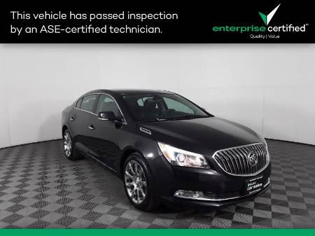 2014 Buick LaCrosse 4DR Sedan Leather FWD