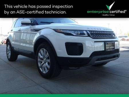 2019 Land Rover Range Rover Evoque SE 5 Door