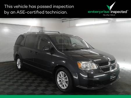 2014 Dodge Grand Caravan 4DR Wagon SXT